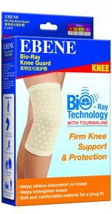Knee Guard With Bio-Ray & Tourmaline