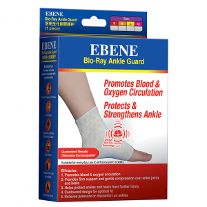 Ankle Guard with Bio-Ray Technology