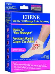 Bio-Ray Women's Foot Massage Socks