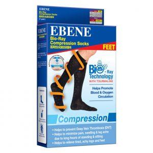 Bio-Ray Compression Socks